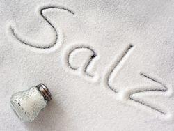 Worauf man beim Salzkonsum achten sollte