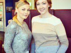 EAT SMARTER-Redakteurin Janina Darm hat Regina Halmich zum Interview getroffen