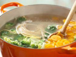Kaloriengehalt: Was bewirkt Kochen?