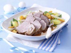 Ein smarter Genuss: unser klassisches Ostermenü