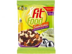 Fit Food Snacking Beeren-Nuss Mix von Herbert Kluth GmbH