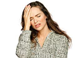 Es gibt mehr als 200 Varianten von Kopfschmerzen.