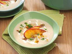 Herbstlicher Klassiker: Maronensuppe