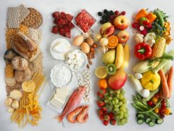 Richtig abnehmen: Ernährung