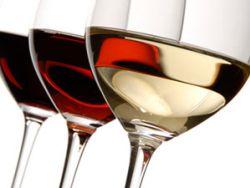 Spargel Wein