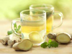 Ingwertee ist ein beliebtes Hausmittel gegen Erkältung