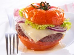 Tomami – Der Low-Carb-Burger