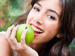Zu den Turbo-Stoffwechsel-Regeln gehört auch eine gesunde Ernährung.