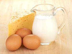 Vitamin B12 steckt in tierischen Produkten