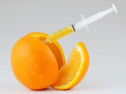 Vitaminspritze | © Andrew Buckin - Fotolia.com