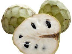 Die Cherimoya hat auf jeden Fall das Zeug zum Kult-Obst © GKMF53