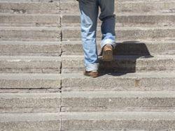 Jeder Schritt zählt. © smuki - Fotolia.com