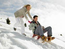 Wintersportarten gegen die Kilos