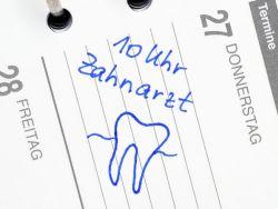 Zahnarzttermin