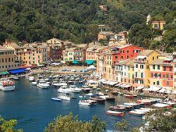 Mittelmeer Portofino