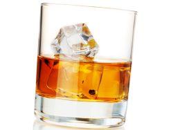 Whisky-Tumbler - Alkohol hilft nicht jünger auszusehen