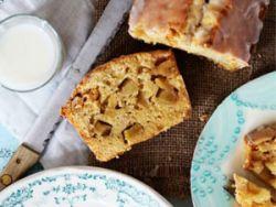 Apfelkuchen auf Zucker, Zimt und Liebe