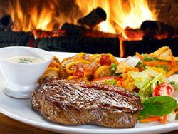 Brasilien Steakrestaurant