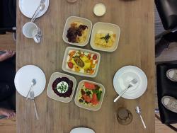 Chillmahl: Die Gerichte