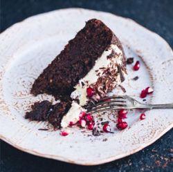 Schokoladenkuchen von Green Kitchen Stories
