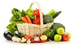 Salat-Gemüse-Mix
