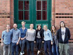 Das Frischepost-Team