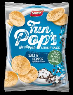 Funpop's Salt & Pepper