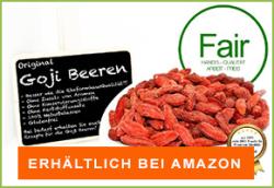Goji-Beeren bei Amazon erhältlich