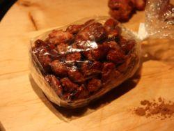 Gebrannte Mandeln können toll verschenkt werden