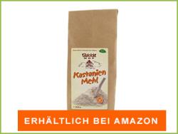 Kastanienmehl auf Amazon erhältlich