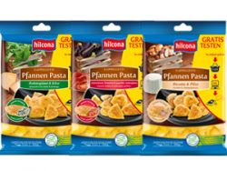 Pfannen Pasta von Hilcona