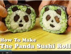 Panda Sushi schwierig