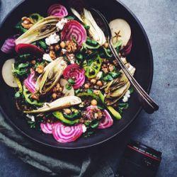 Regenbogensalat von Green Kitchen Stories