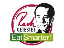 """Gütesiegel """"Rach getestet, von EAT SMARTER empfohlen"""""""