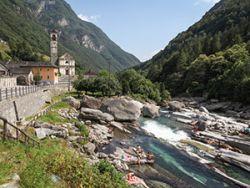 Schweiz Tessin