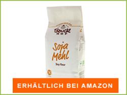 Sojamehl bei Amazon erhältlich