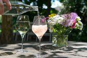 Weinschorle selber machen