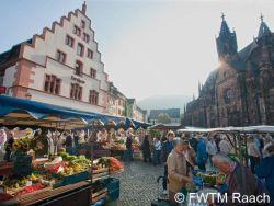 Wochenmarkt Freiburg