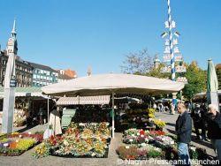 Wochenmarkt München