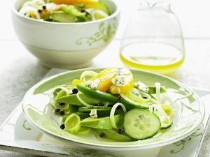 Kochbuch für Gurkensalat-Rezepte