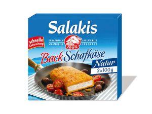 Backschafkäse von Salakis