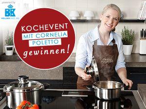 BK Cookware Gewinnspiel