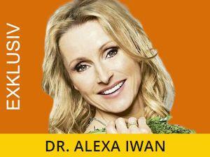 Blog Dr. Alexa Iwan