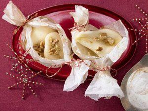 Desserts zu Weihnachten