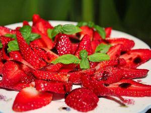 Kochbuch für Erdbeer-Carpaccio-Rezepte
