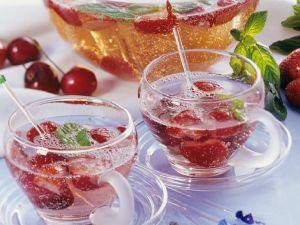 Kochbuch für Erdbeer-Bowle-Rezepte