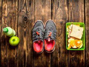 Essen nach dem Sport