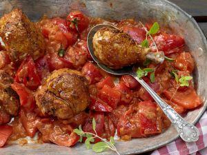 Kochbuch für Kirschtomaten-Rezepte