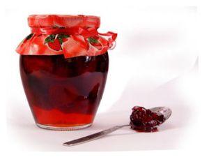 Marmeladenglas