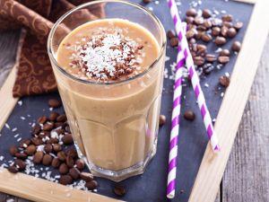 Kaffee-Smoothie
